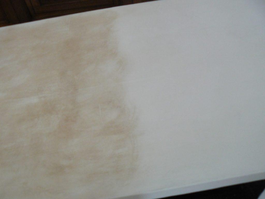 dark wax for chalk paint