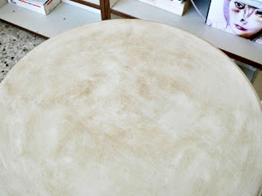 Dark wax old white annie sloan