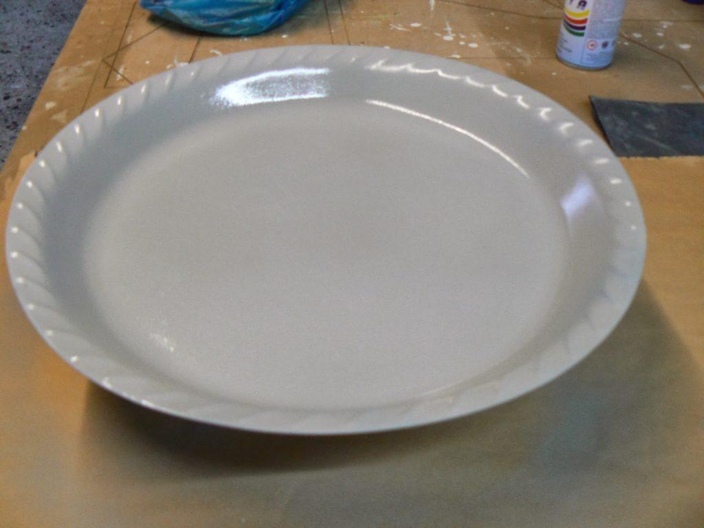 plastikos diskos me primer gia na vaftei