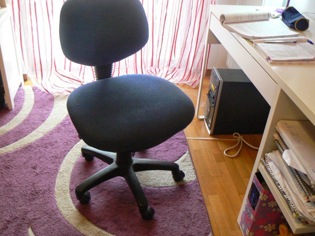 Απλή καρέκλα γραφείου