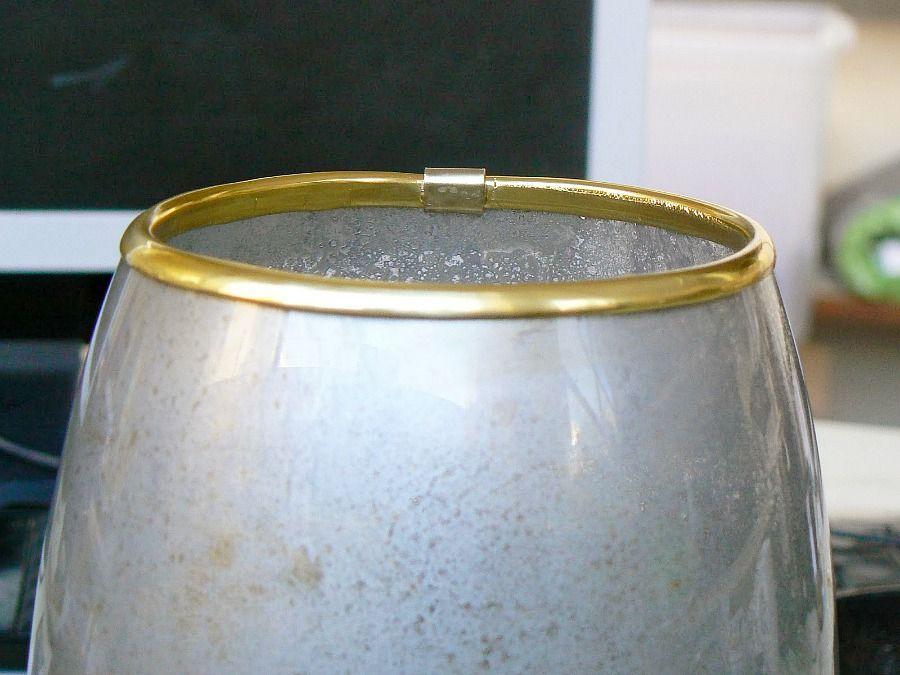 Πως να φτιάξεις γυαλί υδραργύρου πάνω σε γυάλινα αντικείμενα