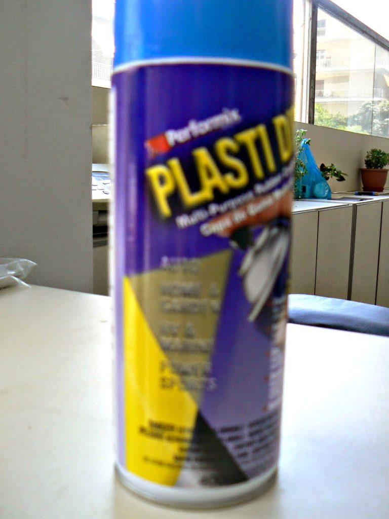 Plasti dip spray
