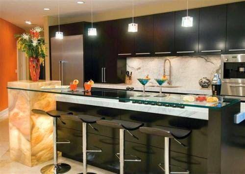 mini bar kitchen ideas