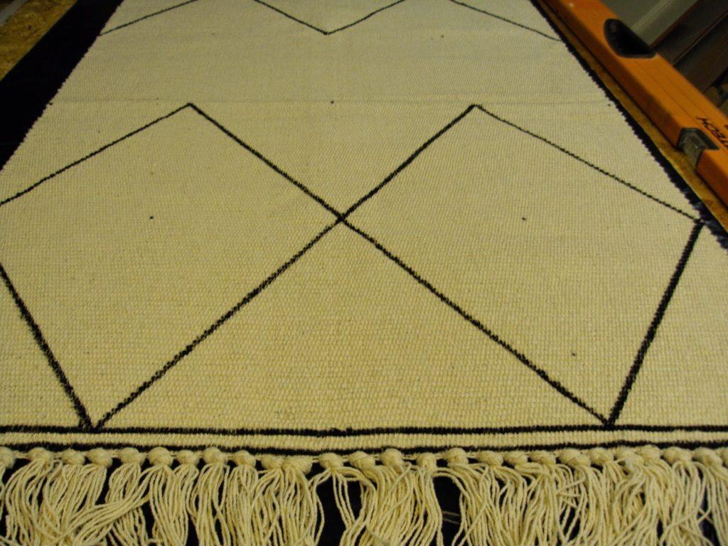 Πως έφτιαξα ένα μαροκινό χαλάκι