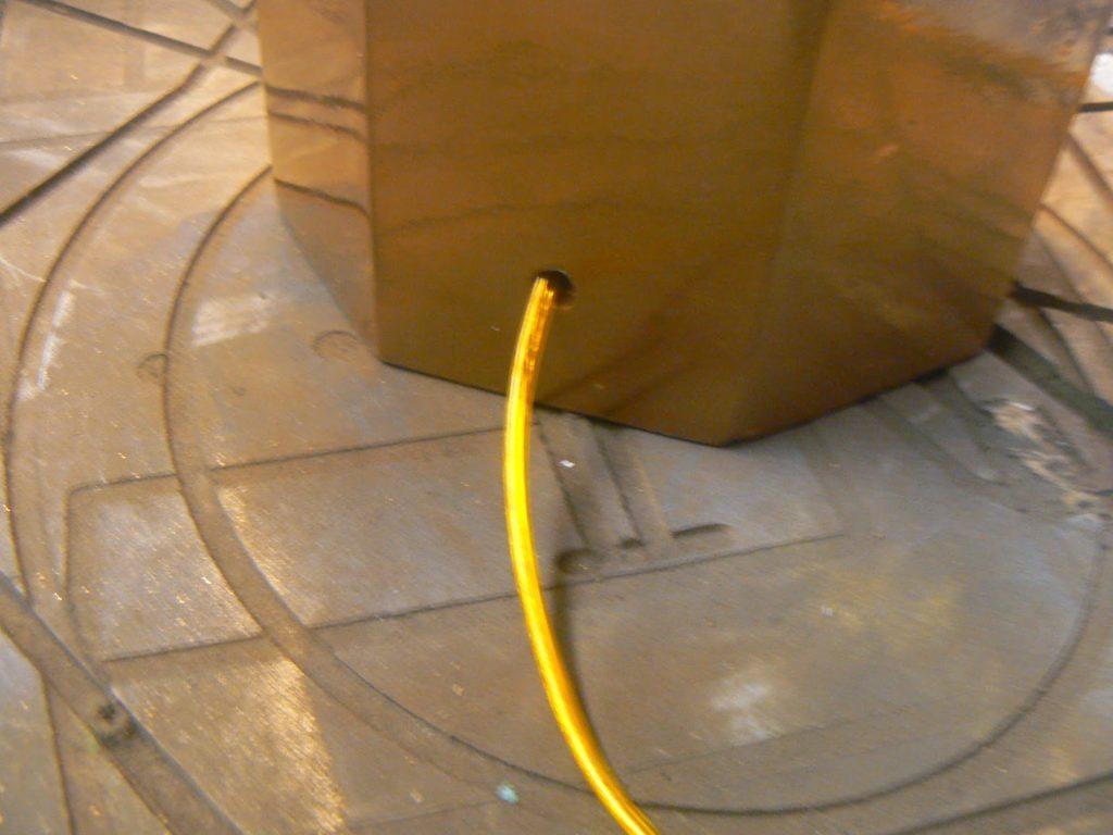 Επιτραπέζια λάμπα diy, ηλεκτρολογική εγκατάσταση