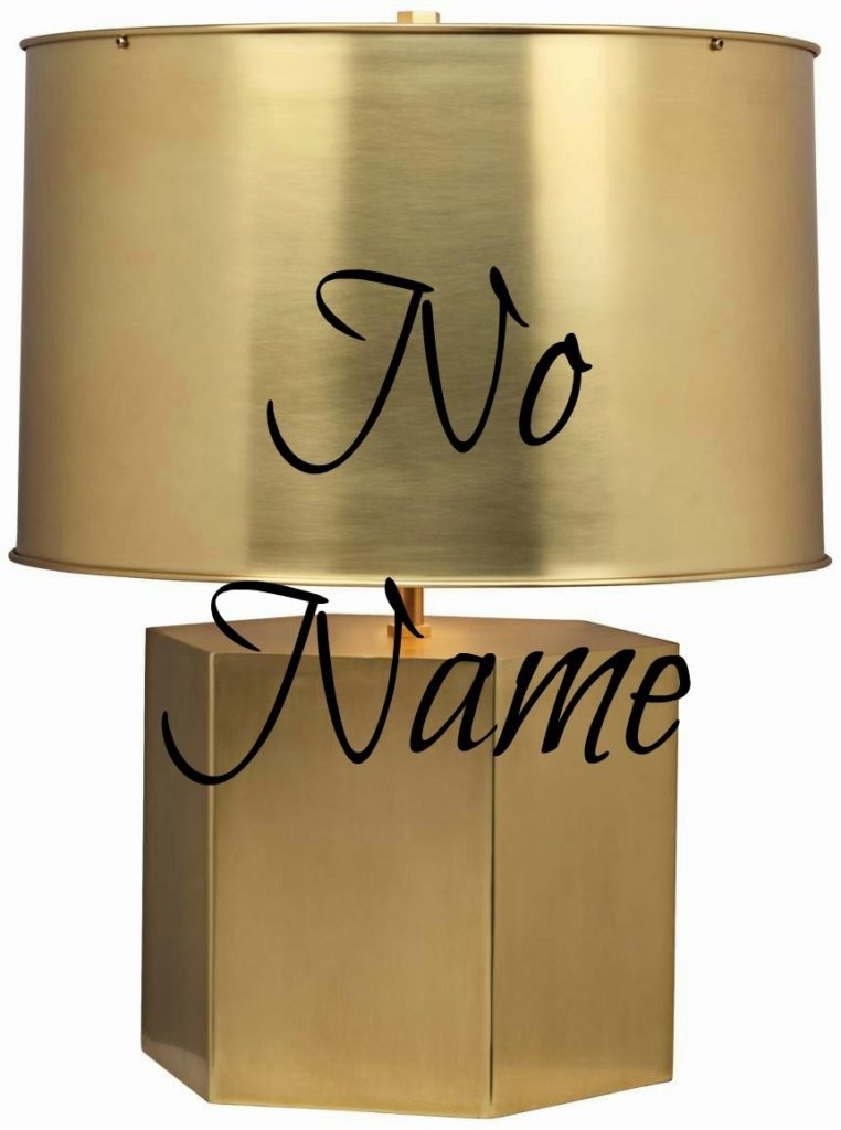 Inspiration table lamp