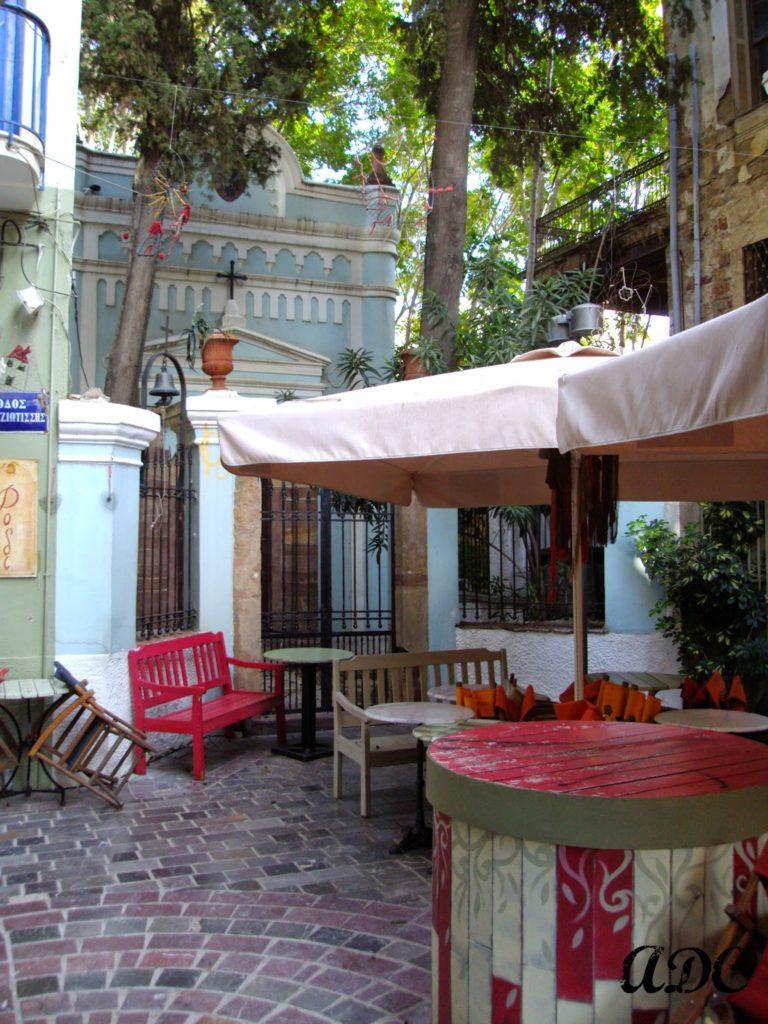 Η Παναγία η Μαγαζιώτισσα στην πόλη της Χίου