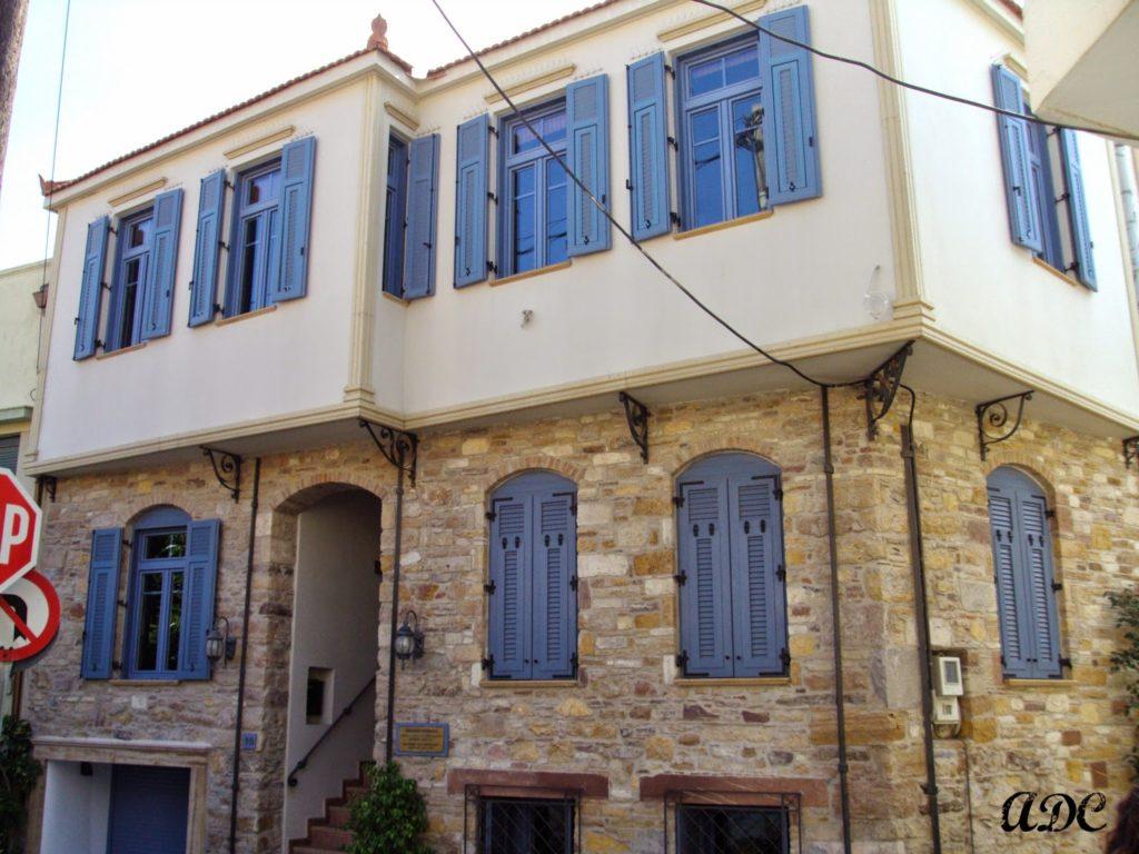 Παραδοσιακή κατοικία στη πόλη της Χίου