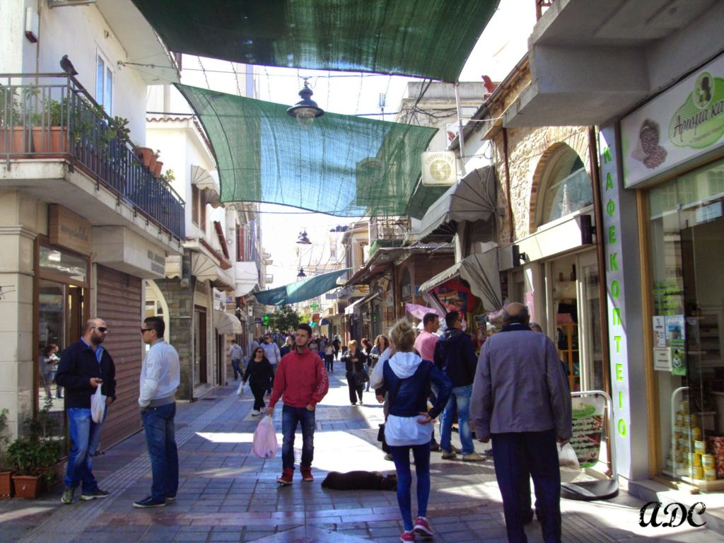 Η πόλη της Χίου