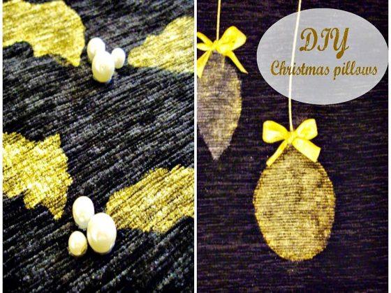 Χριστουγεννιάτικες θήκες μαξιλαριών