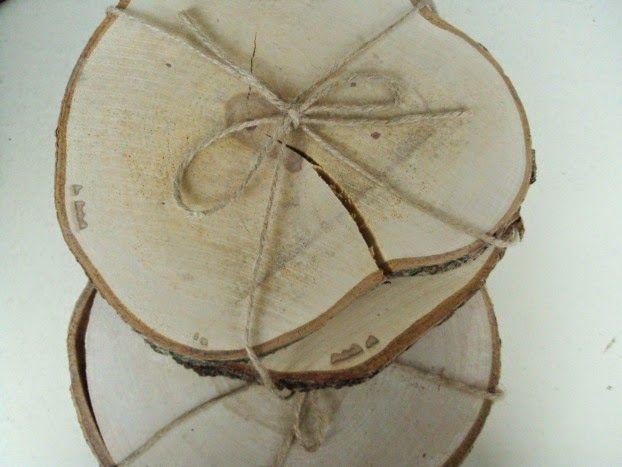 Φέτες ξύλου