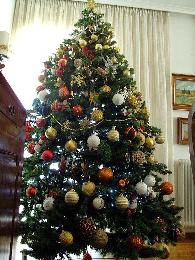 Το χριστουγεννιάτικο μας δέντρο το 2014