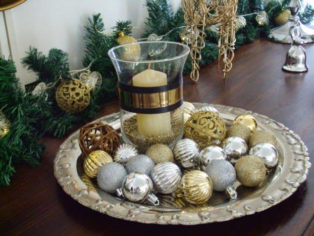Χριστούγεννα με λάμψη, χριστουγεννιάτικο ντεκόρ