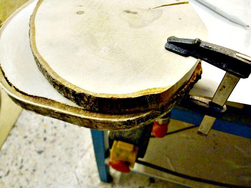 Πως να φτιάξεις καφετιέρα από φέτες ξύλου