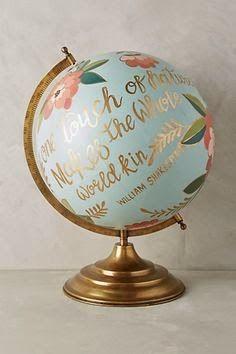 Decor globe ideas