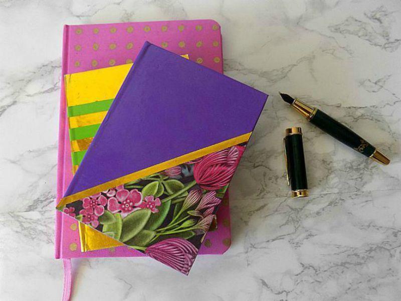 Σημειωματάριο με ενδιαφέρον εξώφυλλο