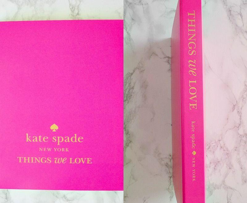 Βιβλία διακόσμησης, Kate Spade New York Things we love