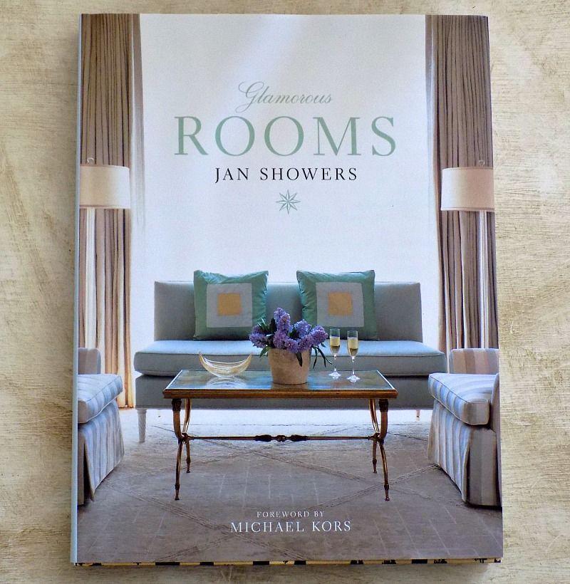 Βιβλία διακόσμησης, Jan Showers Glamorous Rooms