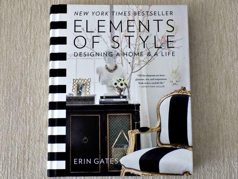 Βιβλία διακόσμησης Elements of Style