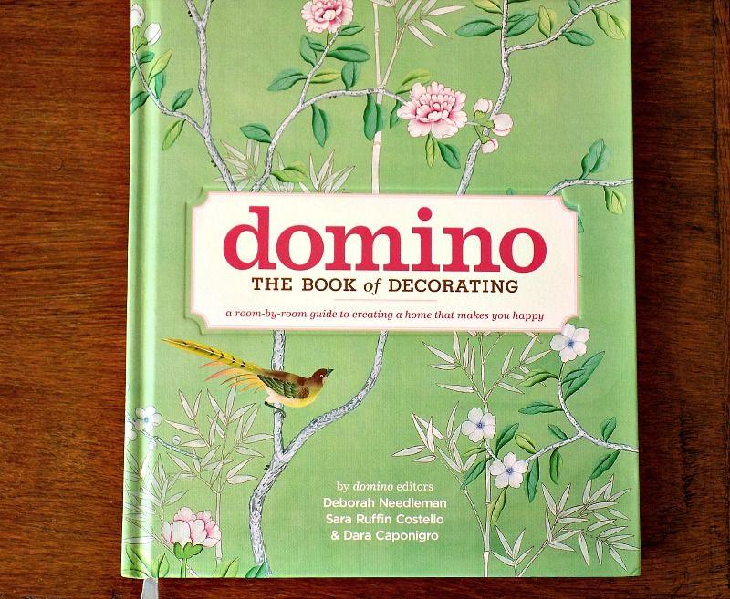 Βιβλία διακόσμησης, Domino the book of decorating