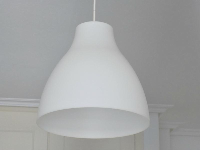 Melodi Ikea ceiling light