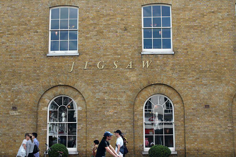 Βόλτα στο Λονδίνο Μέρος 1ο, Jigsaw London