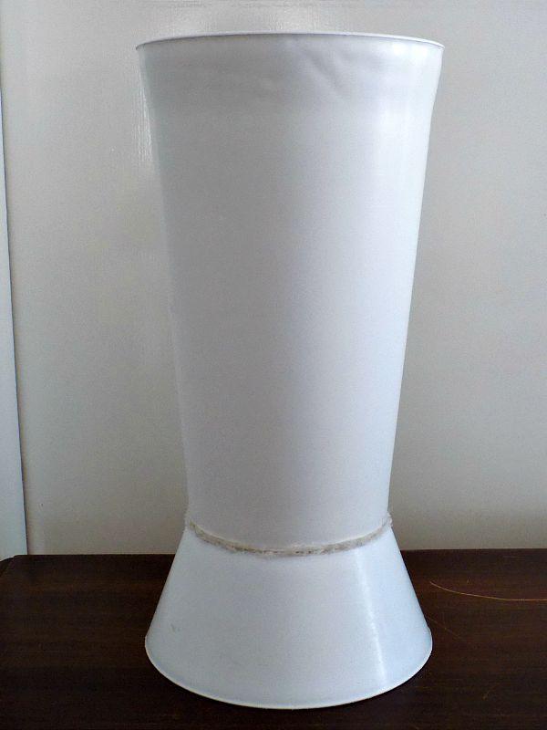 Πλαστικό βάζο ανθοπωλείου