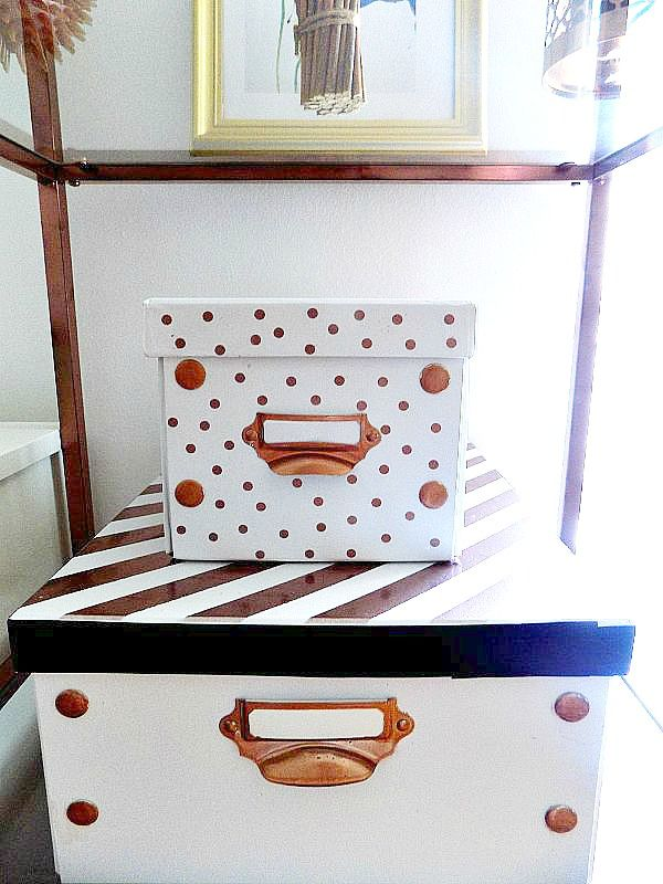 Gorgeous storage boxes ideas
