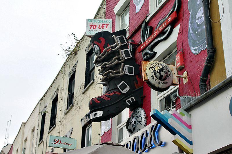 Camden Market, London, Gorgeous Wall art
