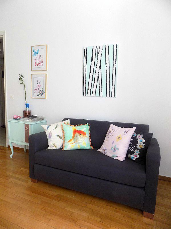 Home office sofa