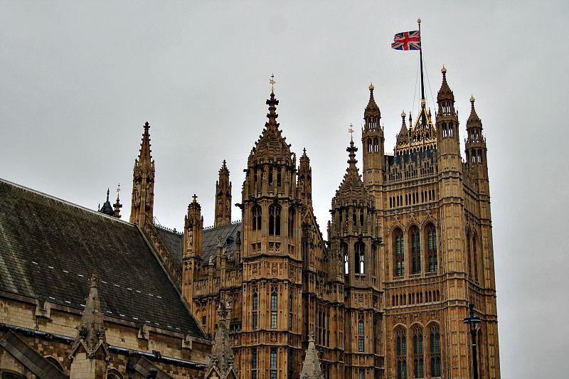 Βόλτα στην πόλη του Λονδίνου, Westminister London