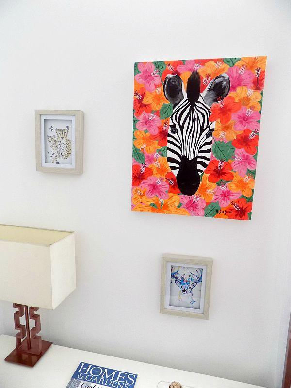 Πίνακας ζωγραφικής για το γραφείο μου στο σπίτι