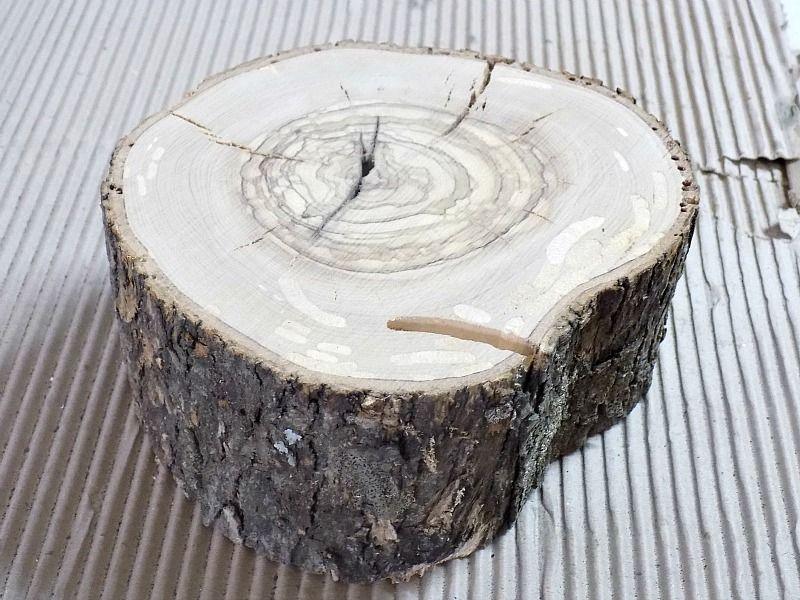 Φέτα ξύλου