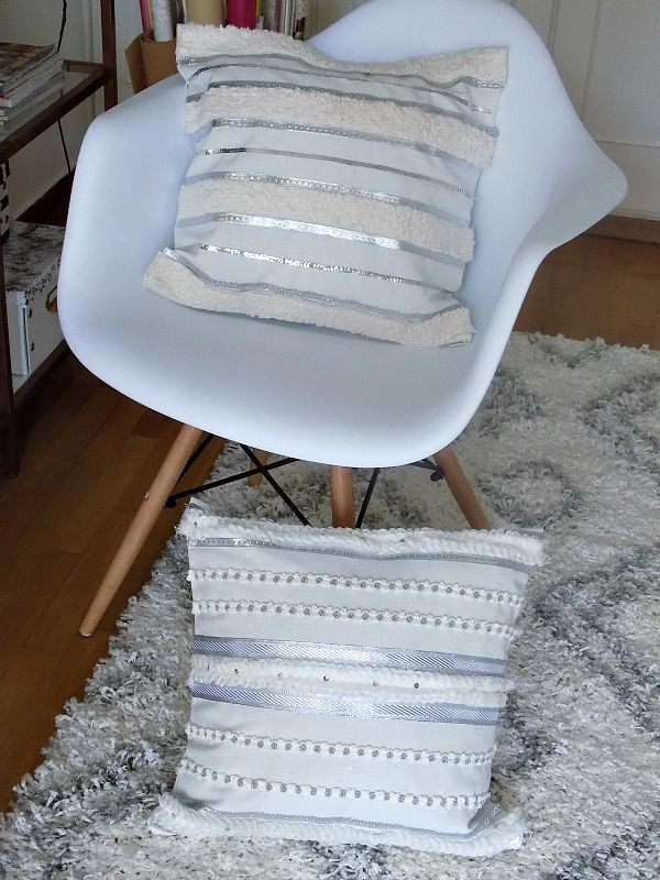 Moroccan wedding pillow diy