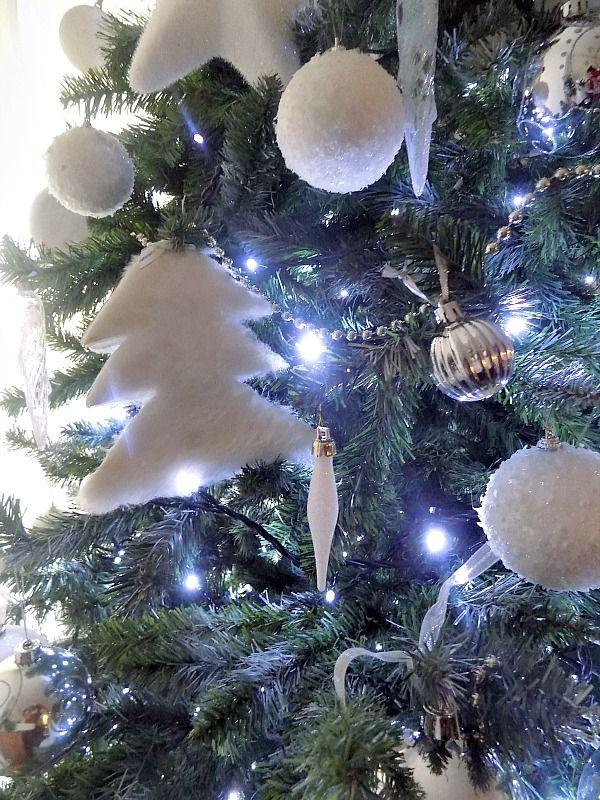Fur christmas tree diy