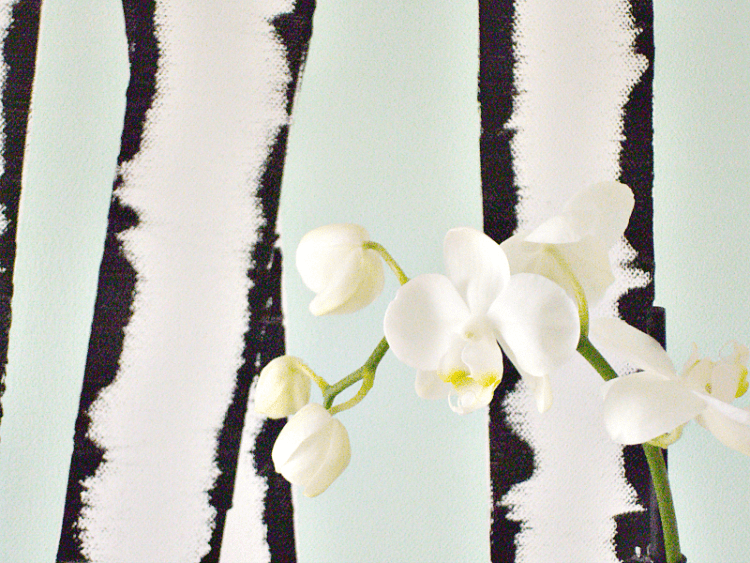 Top 15 blog posts 2015, Diy wall art birches