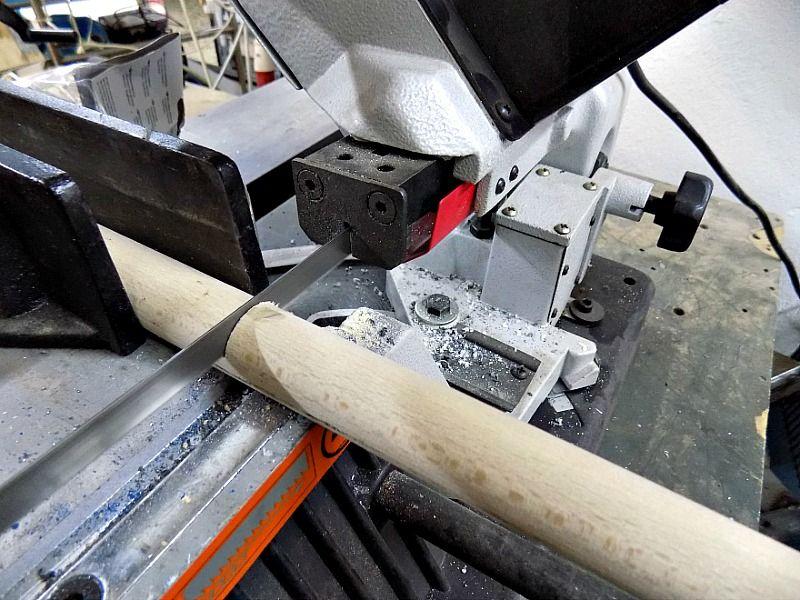 Πως να φτιάξεις industrial κηροπήγια από ξύλο σκούπας και υδραυλικά εξαρτήματα