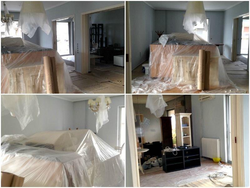 Η ανακαίνιση στο σπίτι μου