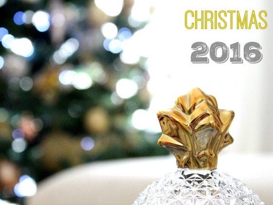 Χριστούγεννα 2016, το στολισμένο μας σπίτι