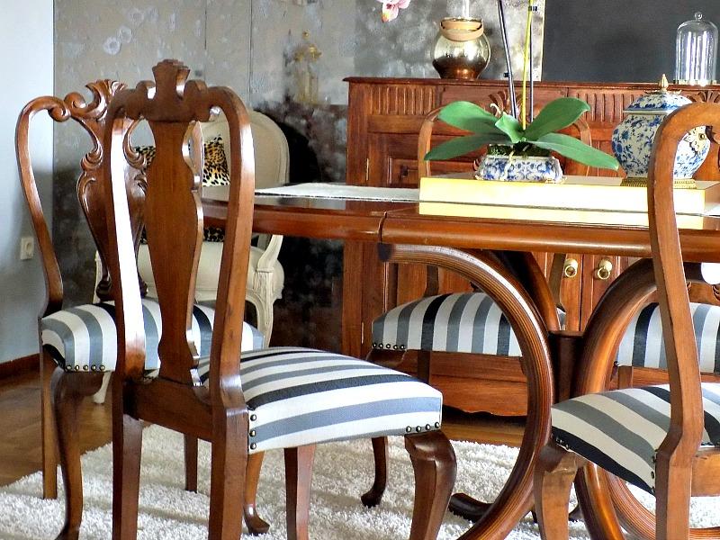 Πως να αναβαθμίσεις παλιές καρέκλες τραπεζαρίας