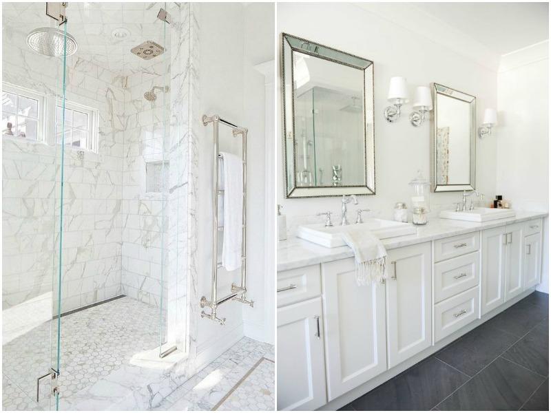 Ανακαίνιση του μπάνιου στο σπίτι, Master bathroom inspiration photos