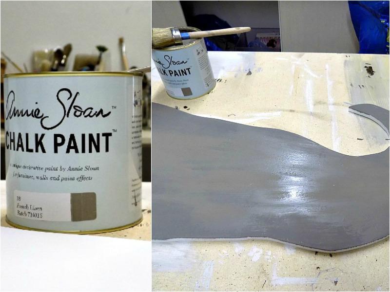 Πως να βάψεις χαρτόνι για να μοιάζει ξύλο