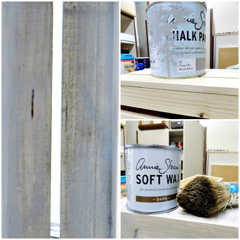 How to wash paint with chalk paint