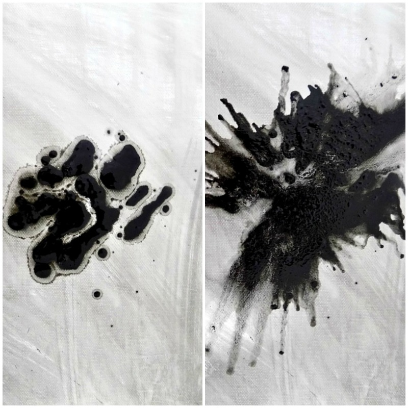 Πως να ζωγραφίσεις αφηρημένη τέχνη σε καμβά με κύριο συστατικό το οινόπνευμα