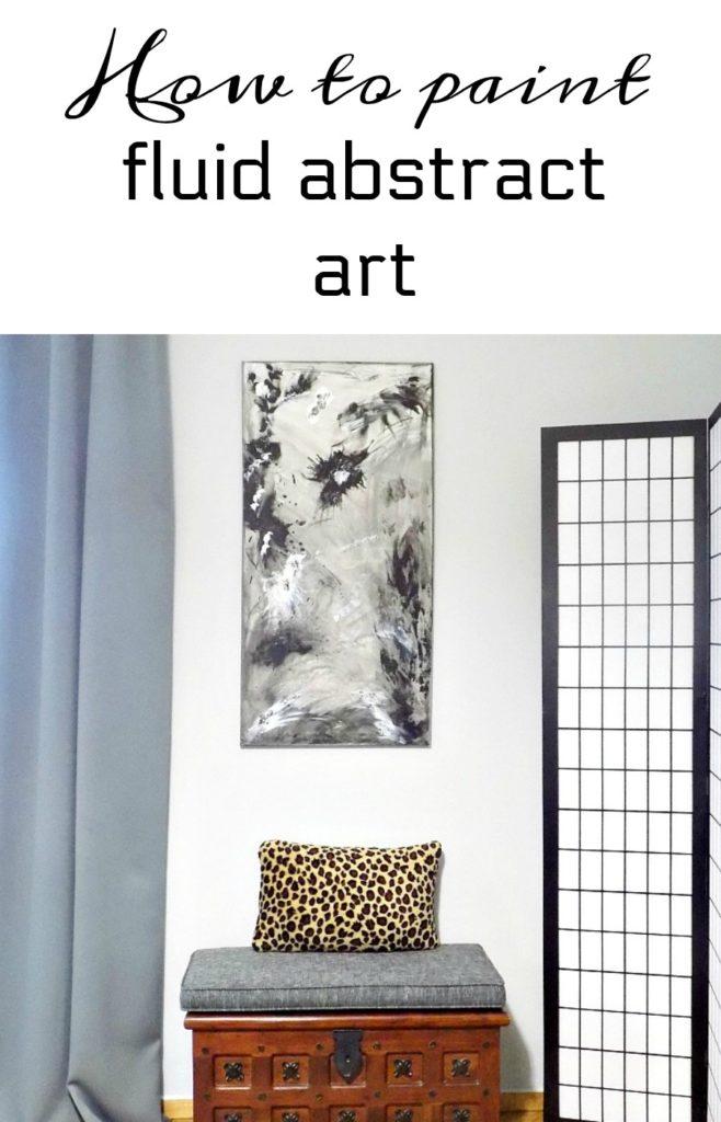 Abstract art diy | Πως να φτιάξεις ένα καμβά ζωγραφικής με αφηρημένη τέχνη ιδανικό να στολίζει ένα τοίχο στο χώρο σου. Βήμα-βήμα οδηγίες για να τον φτιάξεις