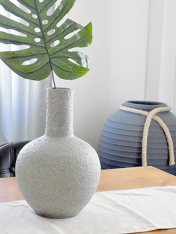 Top 10 posts 2017, Stone vase diy