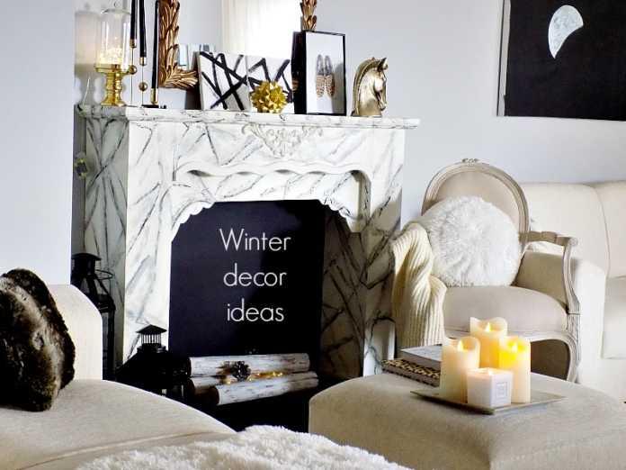 Χειμωνιάτικη διακόσμηση