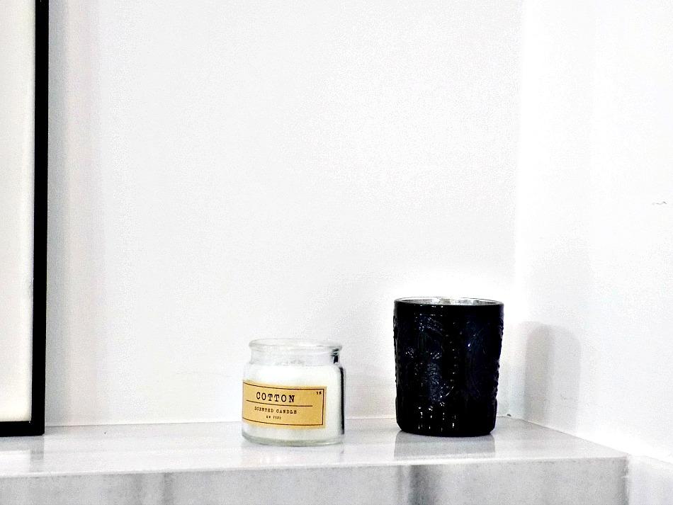 Αρωματικά κεριά στο μπάνιο μας