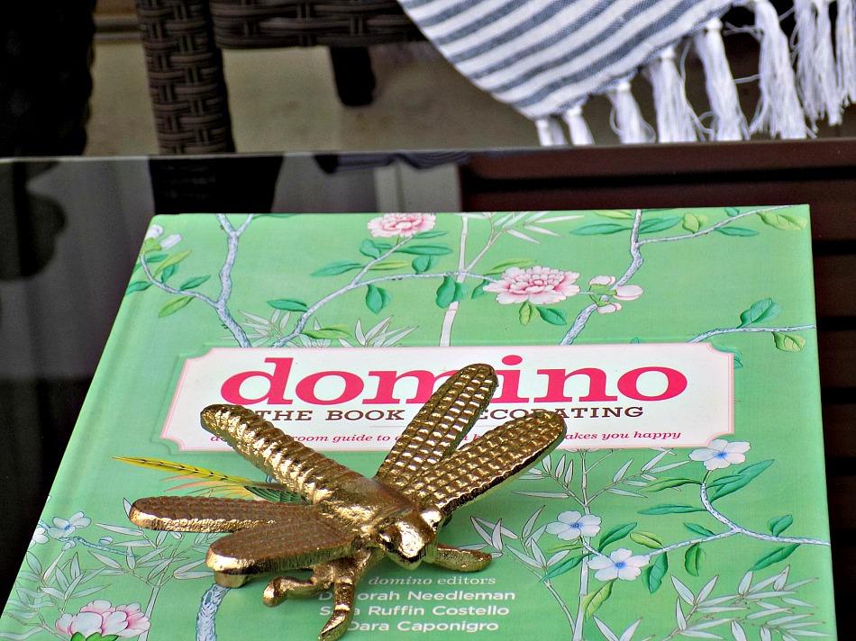 Ανακαίνιση βεράντας στο καινούργιο σπίτι, Domino, the book of decorating
