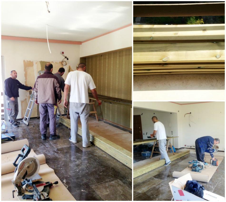 Ανακαίνιση μπαλκονιού, πως να φτιάξεις ξύλινα κάγκελα